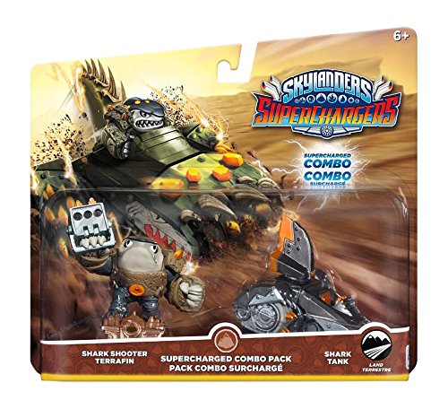 Skylanders SuperChargers Shark Tank Vehicle, Игри за XBOX, XBOX360