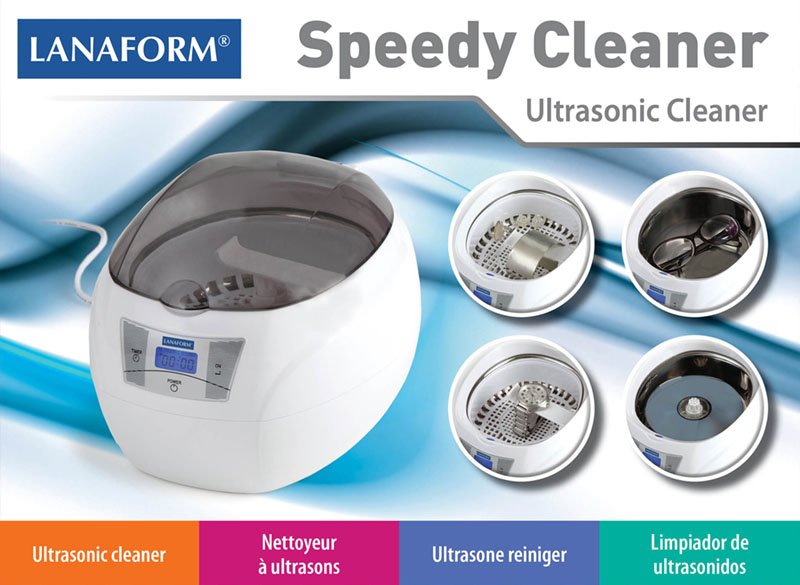 LANAFORM Speedy Cleaner