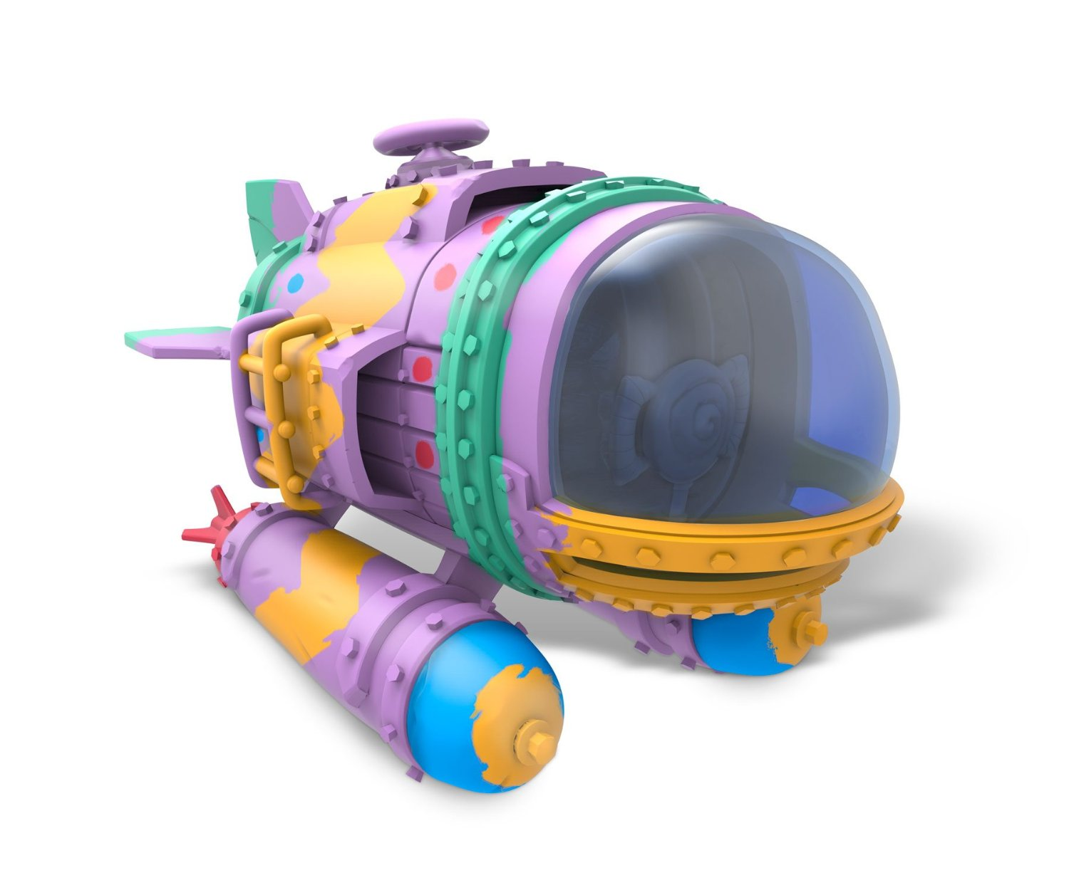 Skylanders SuperChargers Spring Ahead Dive Bomber Vehicle, Игри за PC