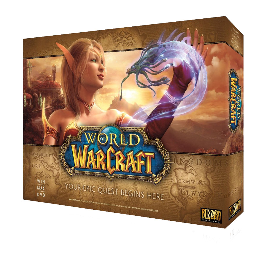 World Of WarCraft: Battlechest, Игри за PC