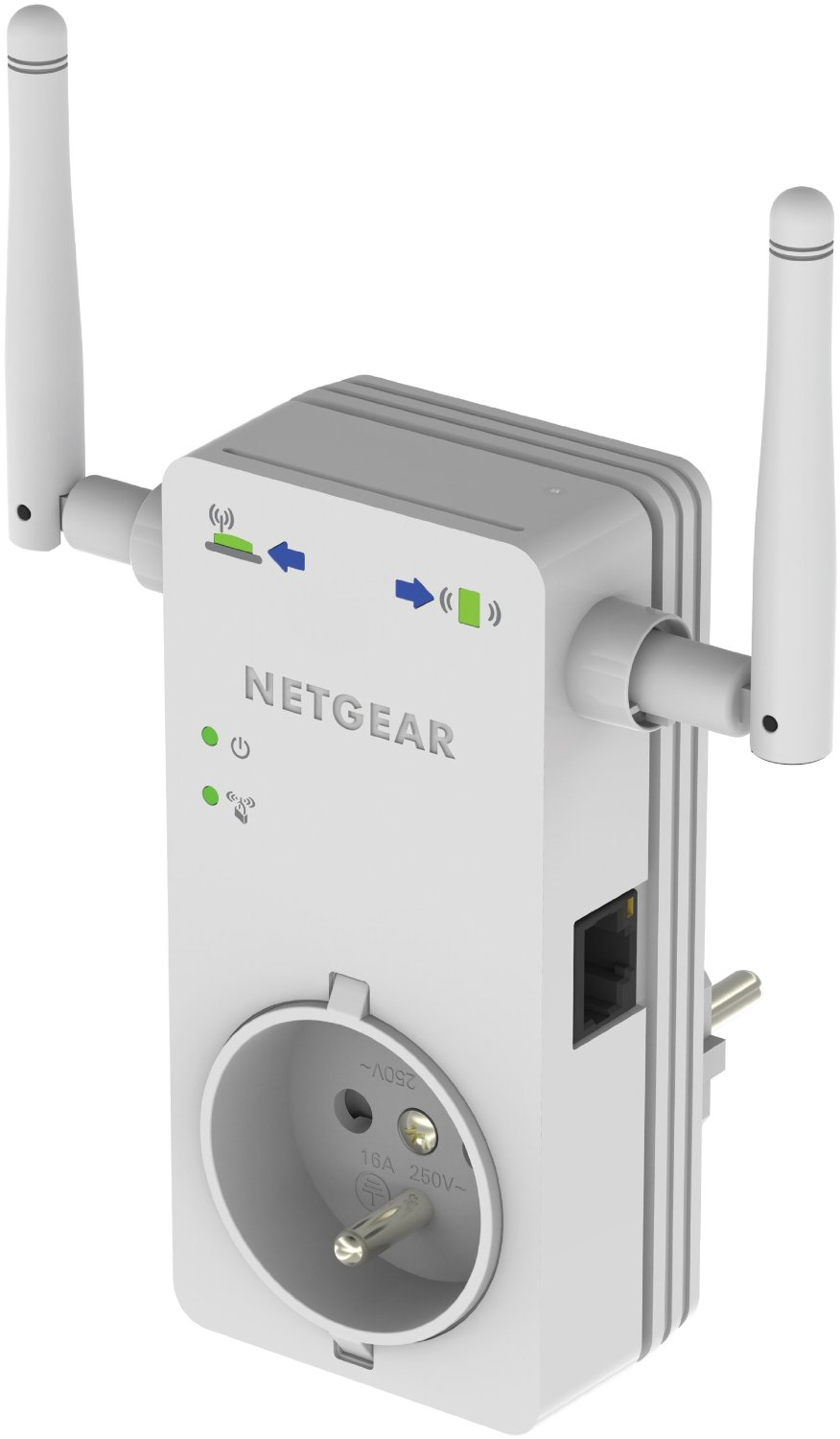 Netgear WN3100RP-100PES, Access points