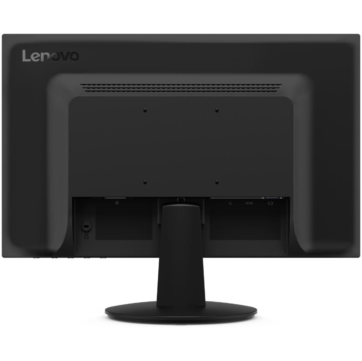 "Lenovo D22-10 (65E4KAC6EU), 21.5"" (54.61 cm) TN панел, Full HD, 5 ms, 250 cd/m2, HDMI, VGA"