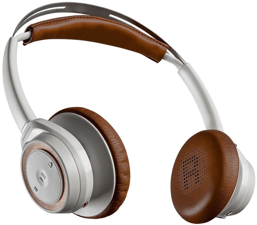 PLANTRONICS BackBeat SENSE Bluetooth White