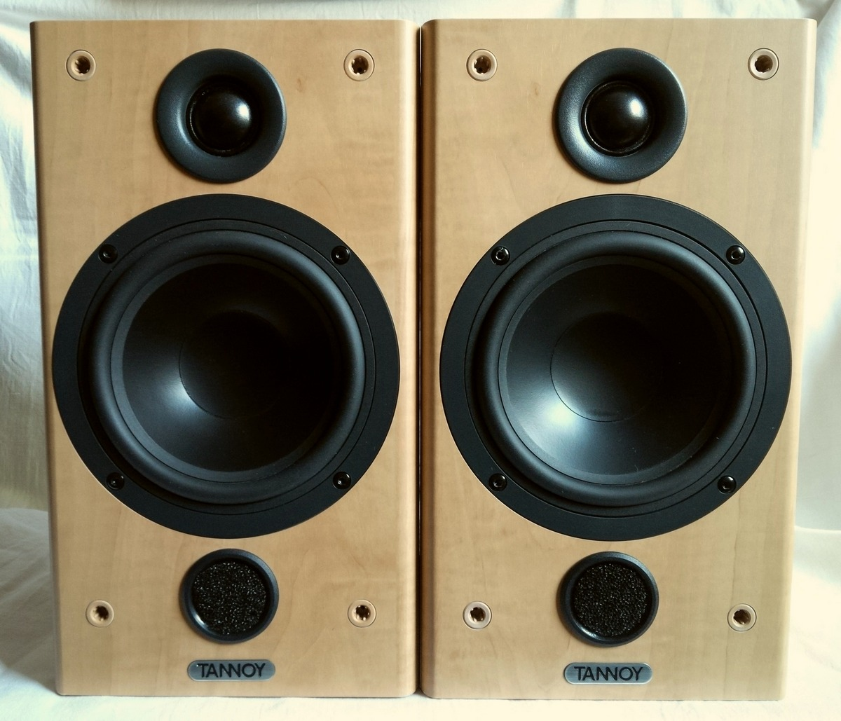 TANNOY MERCURY F1 Custom, Limited Edition, Audiophile Upgrade, английски тонколони, като н