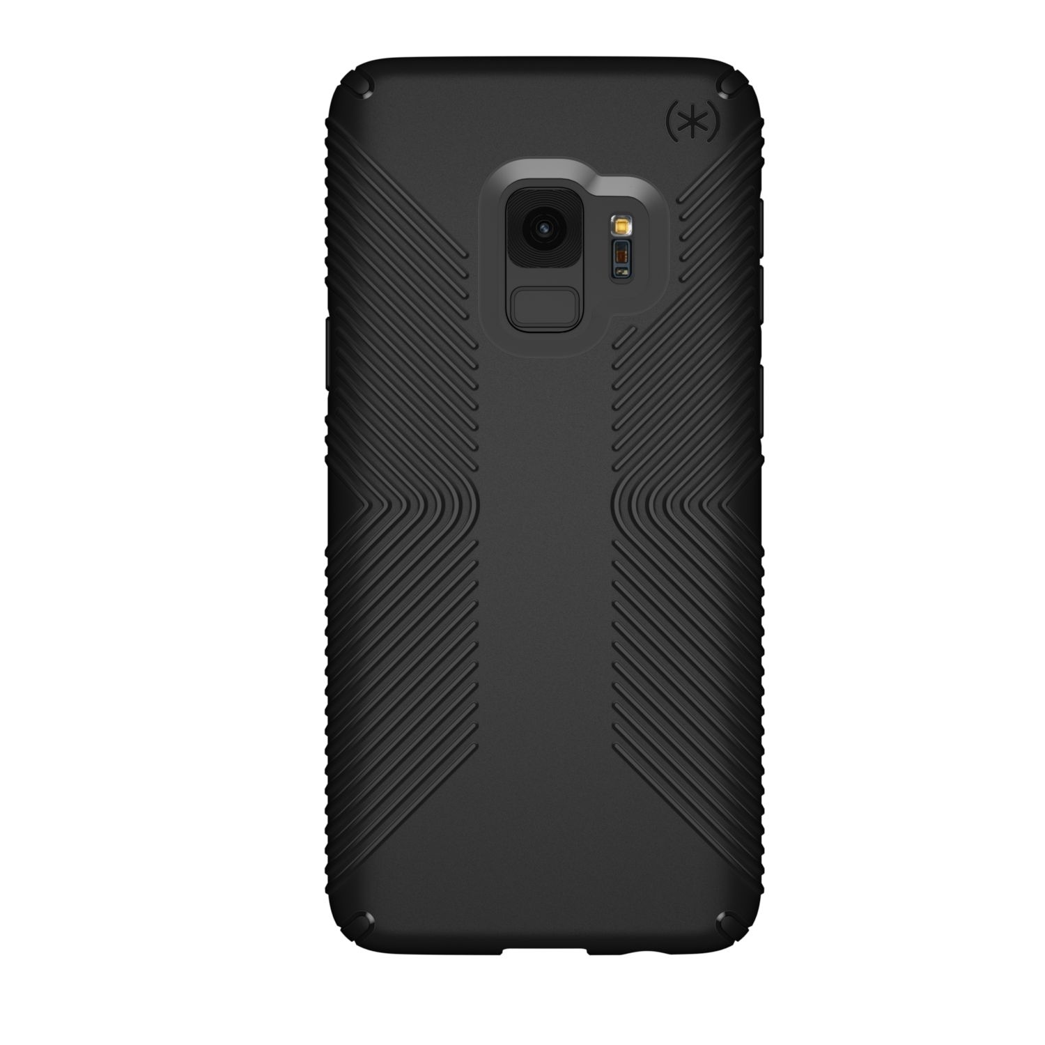 Протектор Speck Presidio Grip Samsung Galaxy S9 Black/Black, SPSS9GB