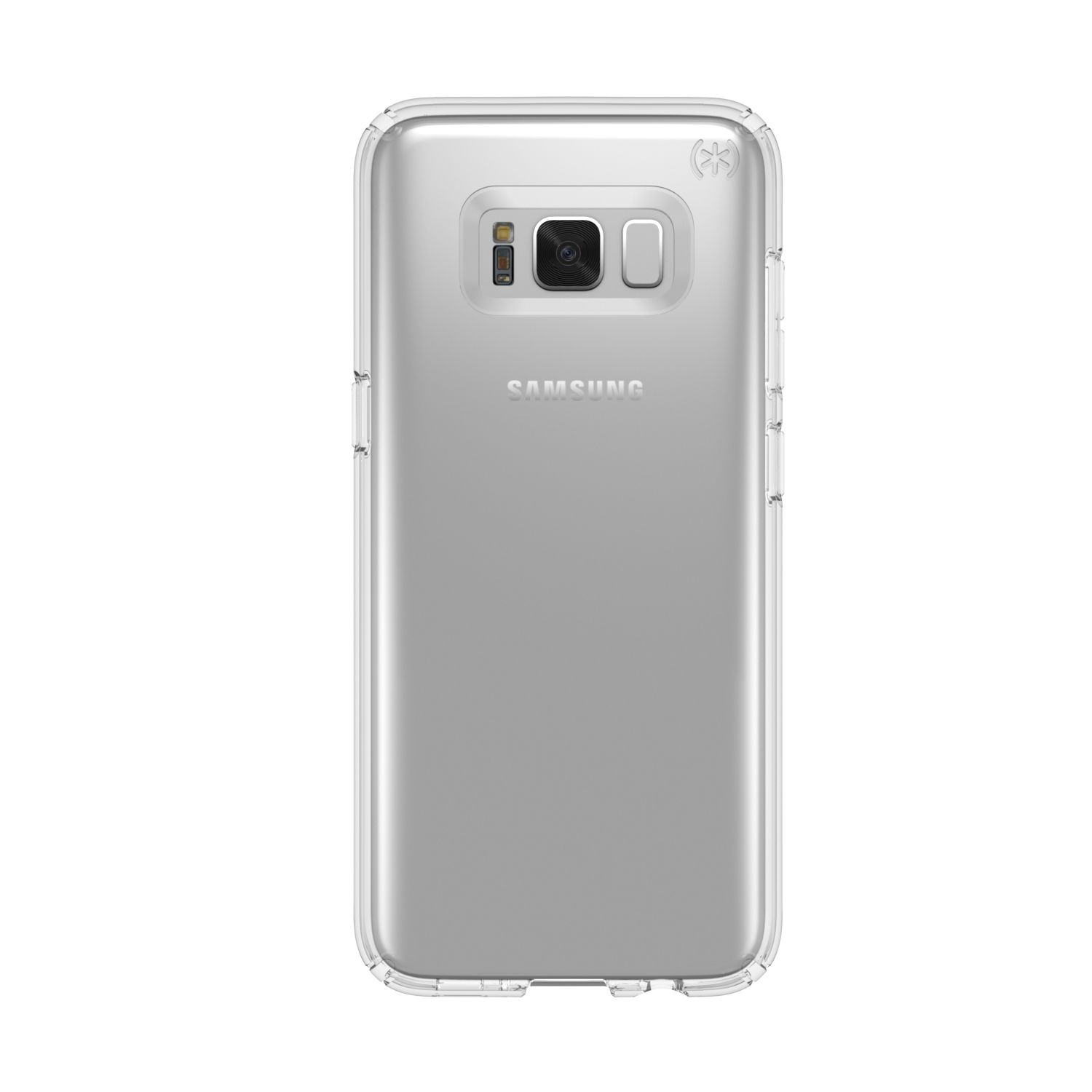 Протектор Speck Presidio за Samsung Galaxy S8, Clear, SPS8CL