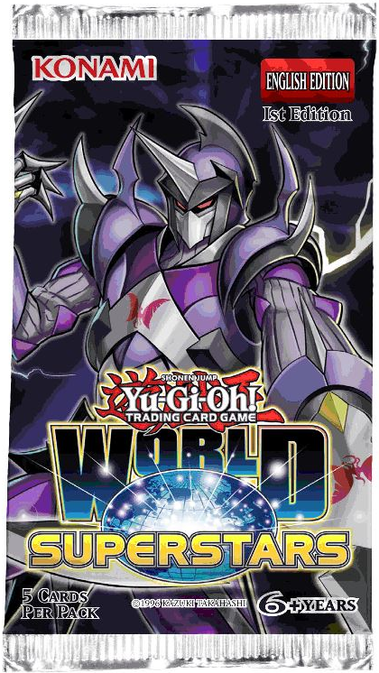 Yu-Gi-Oh! World Superstars Booster, Игри за PlayStation 3